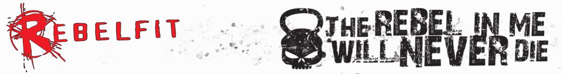 Rebel Fit Academy logo